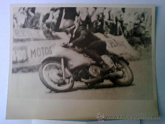 COMPETICION MOTOS (Coches y Motocicletas Antiguas y Clásicas - Catálogos, Publicidad y Libros de mecánica)