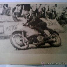 Coches y Motocicletas: COMPETICION MOTOS . Lote 27493148