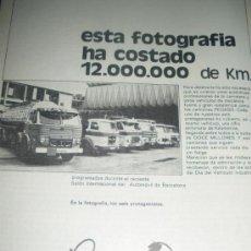 Coches y Motocicletas: 2 ANUNCIOS DE PEGASO. ENASA.. Lote 22027601