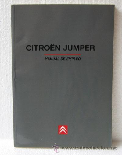 manual citroen jumper espa ol