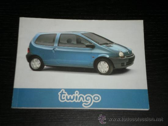 renault twingo manual usuario original 1994 comprar cat logos rh todocoleccion net manual de usuario renault twingo 2011 manual de usuario renault twingo 2002