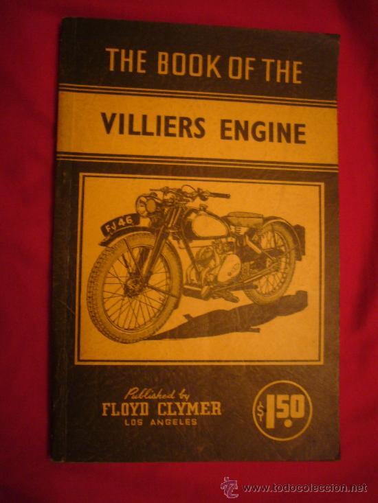 El manual de los antiguos motores villiers (en - Sold