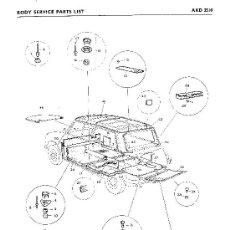 Coches y Motocicletas: MANUAL DE DESPIECE OFICIAL DE AUSTIN Y MORRIS MINI COOPER Y COOPER S. Lote 195134661