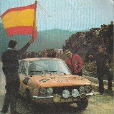 Coches y Motocicletas: FIRESTONE HISPANIA BOLETIN DE INFORMACION 275 ABRIL 1976. Lote 26522754