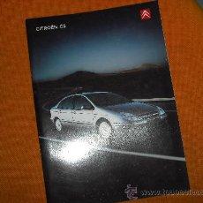 Coches y Motocicletas: CATALOGO CITROEN C5. Lote 26632332