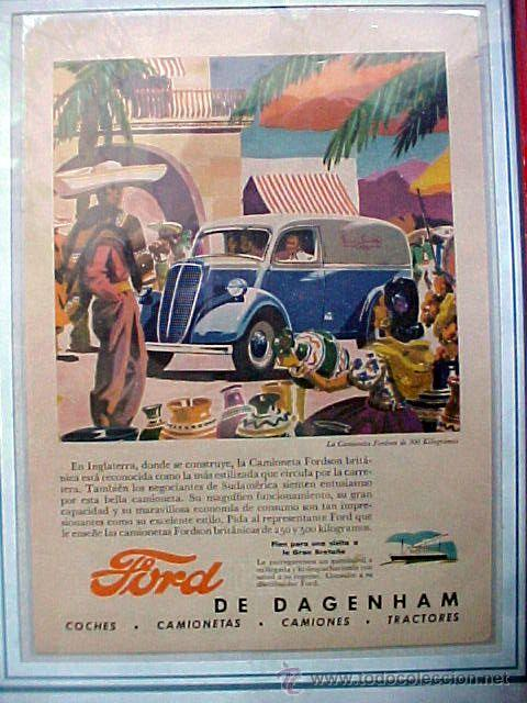 Carteles publicitarios antiguos carros t cars ads and - Carteles publicitarios antiguos ...