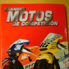 Coches y Motocicletas: COLECCION ALTAYA GRANDES MOTOS DE COMPETICION 2001. Lote 28124256