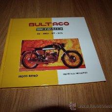 Coches y Motocicletas: BULTACO METRALLA SIN ESTRENAR. Lote 250272140