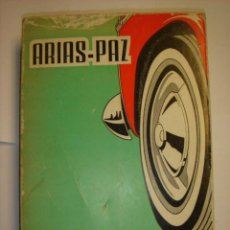 Coches y Motocicletas: LIBRO ARIAS PAZ. 41 EDICION 1975 1976 MANUAL DE AUTOMOVILES. Lote 28724584