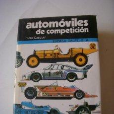 Coches y Motocicletas: AUTOMOVILES DE COMPETICION. Lote 29184784