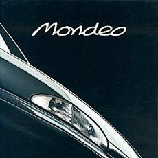 Coches y Motocicletas: FORD MONDEO CATALOGO MARCA. Lote 136223440