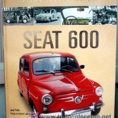 Coches y Motocicletas: ATLAS ILUSTRADO DEL SEAT 600. Lote 34530955