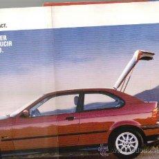 Coches y Motocicletas: BMW SERIE 3 COMPACT: ANUNCIO PUBLICITARIO 1994. Lote 29931355