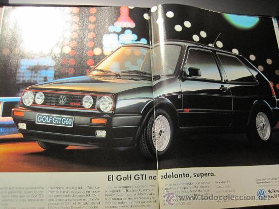 Sudor Documento sinsonte  Volkswagen golf gti g60 160cv: anuncio publicit - Sold through Direct Sale  - 30197324