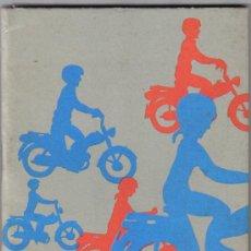 Coches y Motocicletas: GUIA DEL CONDUCTOR DE CICLOMOTORES. Lote 30808531
