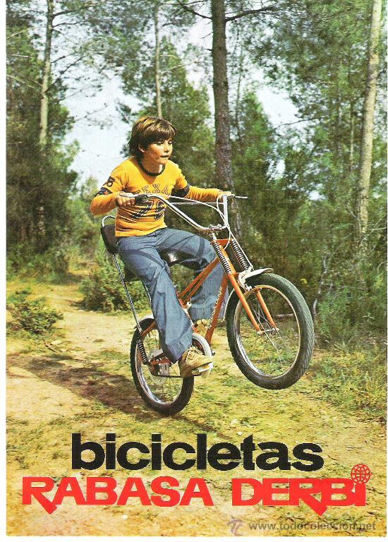 Catalogo original derbi bicicletas rabasa b comprar for Catalogo derbi