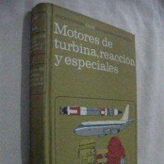 Coches y Motocicletas: MOTORES DE TURBINA, REACCION Y ESPECIALES . Lote 31124259