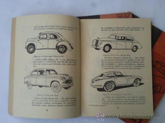 Coches y Motocicletas: CURSO CEAC MECANICO DE AUTOMOVILES - FASCICULOS 1-5-7 -AÑO 1957 - Foto 2 - 31256028