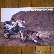 Coches y Motocicletas: CATALOGO ORIGINAL SUZUKI DJEBEL DAKAR. Lote 31591581
