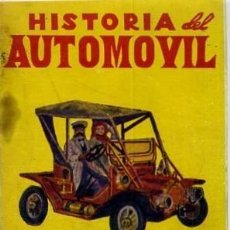 Coches y Motocicletas: LA HISTORIA DEL AUTOMOVIL DE FEREVAN AÑOS 60, ENVIO GRATUITO. Lote 31717453