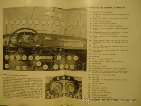 Coches y Motocicletas: SEAT 124 Y 124 L USO Y ENTRETENIMIENTO 1970 INSTRUCCIONES - Foto 2 - 31865321