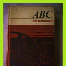Coches y Motocicletas: LIBRO COCHES ANTIGUOS. Lote 31992820
