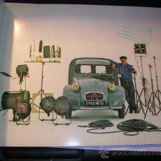 Coches y Motocicletas: CITROEN 2 CV. AZU CATALOGO - ILUSTRADO 24 PAG. 27X21,5 CM.ORIGINAL DE EPOCA VER FOTGR. . Lote 32256513