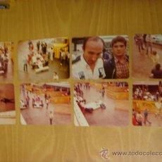 Coches y Motocicletas - LOTE 8 FOTOS AÑOS 70 FORMULA 1 FERRARI TALBOT GITANES PARMALAT FRANK WILLIAMS - 32383332