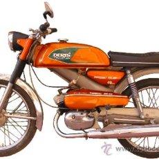 Coches y Motocicletas: MANUAL DE TALLER O REPARACION MOTOR DERBI ANTORCHA . EN CD + EXTRAS.. Lote 39412085