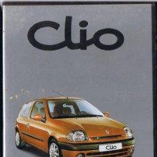 Coches y Motocicletas: CINTA VHS - RENAULT - PUBLICIDAD CLIO. Lote 32982351