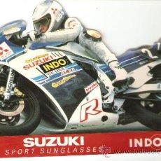Coches y Motocicletas: PEGATINA SUZUKI SPORT SUNGLASSES DE INDO.. Lote 33026121