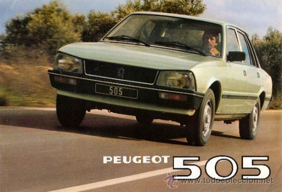 MANUAL DE TALLER O REPARACION. PEUGEOT 505. TODOS LOS MODELOS . EN CD + EXTRAS (Coches y Motocicletas Antiguas y Clásicas - Catálogos, Publicidad y Libros de mecánica)