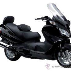 Coches y Motocicletas: MANUAL DE TALLER O REPARACION. SUZUKI BURGMAN 650. AN650. EN DVD + EXTRAS. Lote 45275961