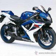 Coches y Motocicletas: MANUAL DE TALLER O REPARACION. SUZUKI GSX-R 600 K6,K8. EN DVD + EXTRAS . Lote 33547851