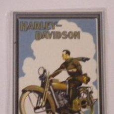 Coches y Motocicletas: HARLEY-DAVIDSON,IMAN FLEXIBLE. Lote 33607979