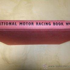 Coches y Motocicletas: LIBRO AUTOMOVIL INTERNATIONAL MOTOR RACING NUMBER 4 PHIL DRACKET 1970. Lote 33991964
