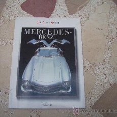Coches y Motocicletas: UN LIVRE-DECOR: MERCEDES BENZ. Lote 34265937