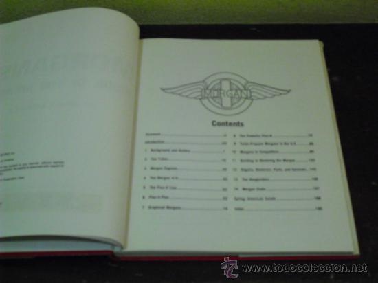 Coches y Motocicletas: MORGAN'S - HISTORIA DE LA MARCA DE AUTOMOVILES -( PRIDE OF THE BRITISH - 1.982 -) - Foto 9 - 34310065