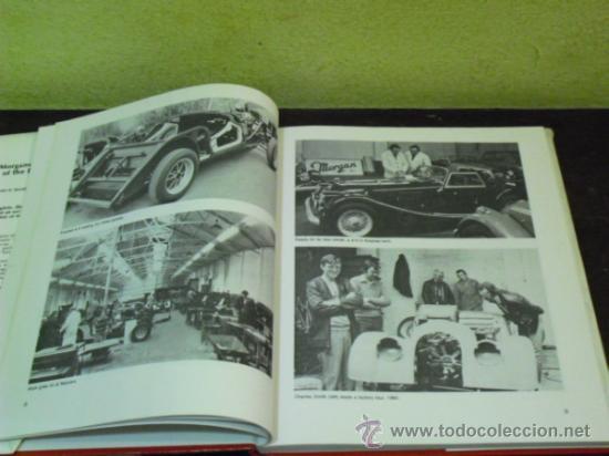 Coches y Motocicletas: MORGAN'S - HISTORIA DE LA MARCA DE AUTOMOVILES -( PRIDE OF THE BRITISH - 1.982 -) - Foto 12 - 34310065