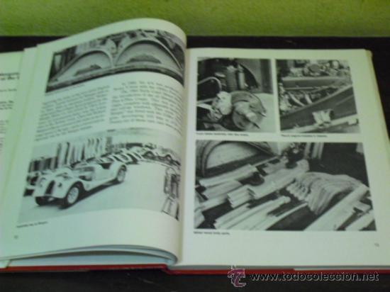 Coches y Motocicletas: MORGAN'S - HISTORIA DE LA MARCA DE AUTOMOVILES -( PRIDE OF THE BRITISH - 1.982 -) - Foto 10 - 34310065