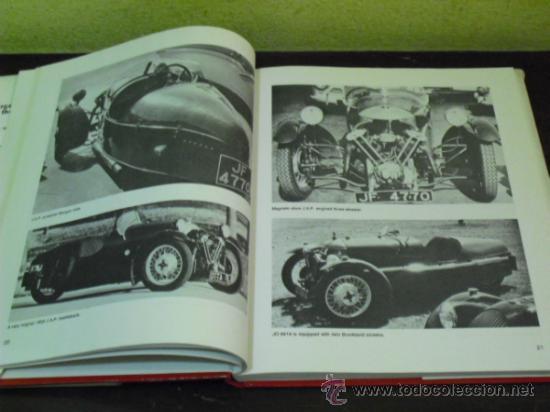 Coches y Motocicletas: MORGAN'S - HISTORIA DE LA MARCA DE AUTOMOVILES -( PRIDE OF THE BRITISH - 1.982 -) - Foto 4 - 34310065
