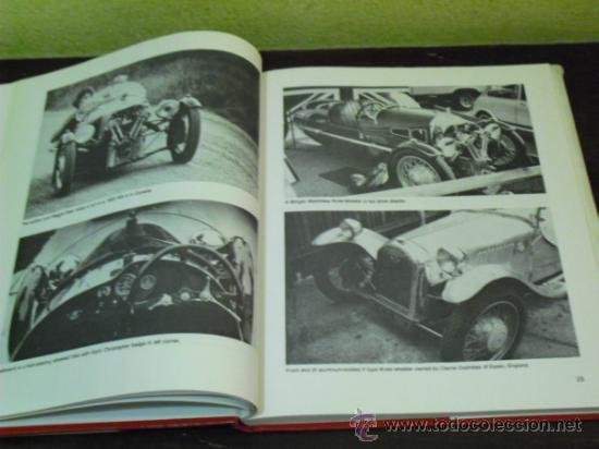 Coches y Motocicletas: MORGAN'S - HISTORIA DE LA MARCA DE AUTOMOVILES -( PRIDE OF THE BRITISH - 1.982 -) - Foto 8 - 34310065