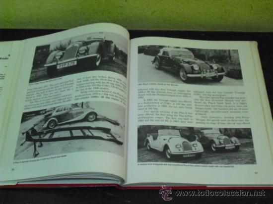 Coches y Motocicletas: MORGAN'S - HISTORIA DE LA MARCA DE AUTOMOVILES -( PRIDE OF THE BRITISH - 1.982 -) - Foto 16 - 34310065
