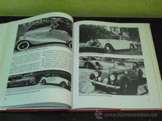 Coches y Motocicletas: MORGAN'S - HISTORIA DE LA MARCA DE AUTOMOVILES -( PRIDE OF THE BRITISH - 1.982 -) - Foto 17 - 34310065