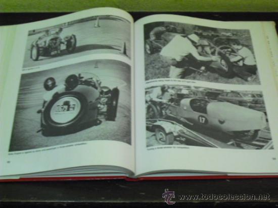 Coches y Motocicletas: MORGAN'S - HISTORIA DE LA MARCA DE AUTOMOVILES -( PRIDE OF THE BRITISH - 1.982 -) - Foto 14 - 34310065