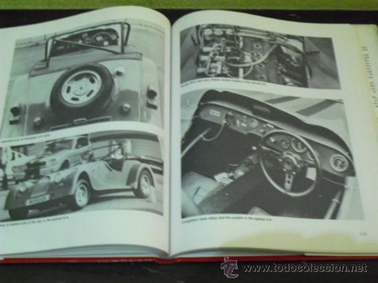 Coches y Motocicletas: MORGAN'S - HISTORIA DE LA MARCA DE AUTOMOVILES -( PRIDE OF THE BRITISH - 1.982 -) - Foto 7 - 34310065
