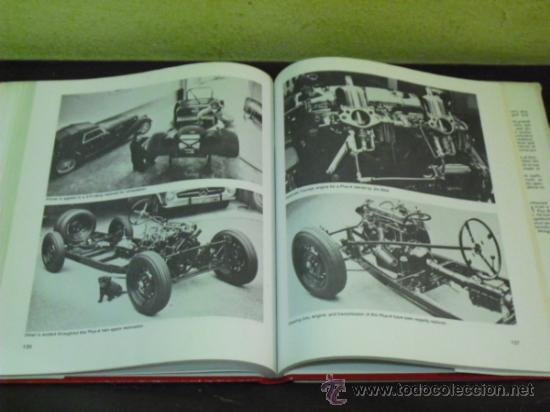 Coches y Motocicletas: MORGAN'S - HISTORIA DE LA MARCA DE AUTOMOVILES -( PRIDE OF THE BRITISH - 1.982 -) - Foto 5 - 34310065