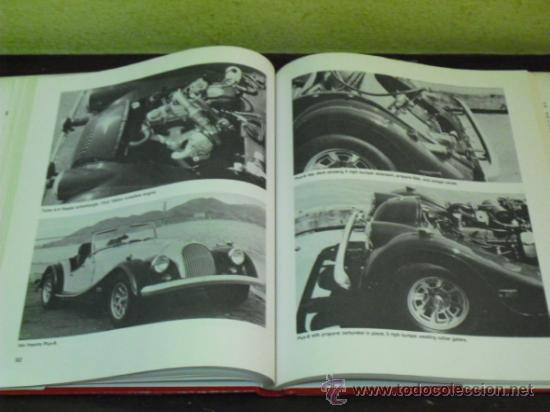 Coches y Motocicletas: MORGAN'S - HISTORIA DE LA MARCA DE AUTOMOVILES -( PRIDE OF THE BRITISH - 1.982 -) - Foto 2 - 34310065