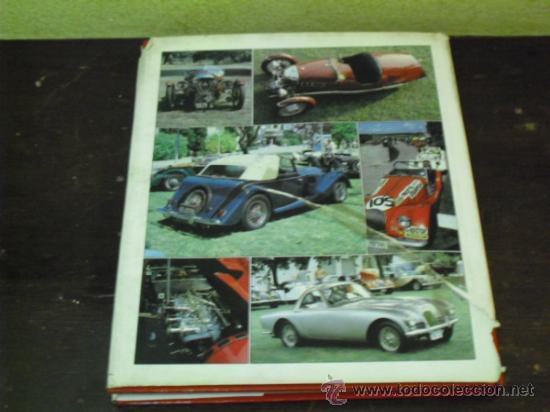 Coches y Motocicletas: MORGAN'S - HISTORIA DE LA MARCA DE AUTOMOVILES -( PRIDE OF THE BRITISH - 1.982 -) - Foto 18 - 34310065