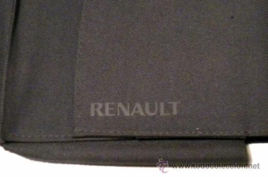 Coches y Motocicletas: Porta documentos Renault - original - Foto 2 - 34423186